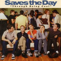 Saves the Day - Through Being Cool (Cover Artwork)