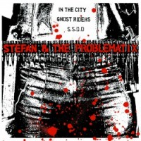 Stefan & the Problematix - Stefan & the Problematix [7-inch] (Cover Artwork)