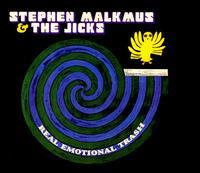 Stephen Malkmus and the Jicks - Real Emotional Trash (Cover Artwork)