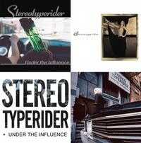 Stereotyperider - Under The Influence (Cover Artwork)