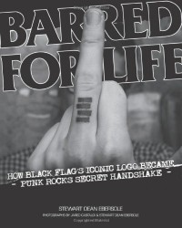 Stewart Dean Ebersole - Barred for Life [Book] (Cover Artwork)