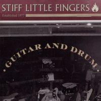 Stiff Little FIngers - Guitar And Drum (Cover Artwork)