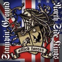 Stampin' Ground/North Side Kings - Allied Forces (Cover Artwork)