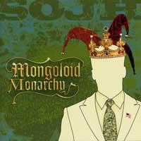 Straight Outta Junior High - Mongoloid Monarchy (Cover Artwork)