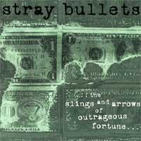 Stray Bullets - The Slings And Arrows Of Outrageous Fortune (Cover Artwork)