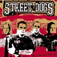 Street Dogs - Back To The World (Cover Artwork)