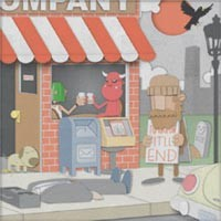 Streetlight Manifesto - 99 Songs of Revolution (Cover Artwork)