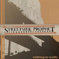 Streetside Prophet - Talking to Walls (Cover Artwork)