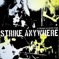 Strike Anywhere - In Defiance of Empty Times (Cover Artwork)
