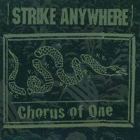Strike Anywhere - Chorus Of One (Cover Artwork)