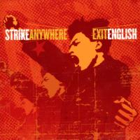 Strike Anywhere - Exit English (Cover Artwork)