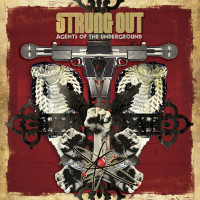Strung Out - Agents of the Underground (Cover Artwork)