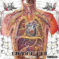 Strung Out - Prototypes and Painkillers (Cover Artwork)