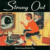 Strung Out - Suburban Teenage Wasteland Blues (Cover Artwork)