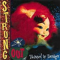 Strung Out - Twisted by Design (Cover Artwork)