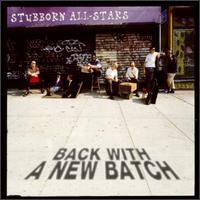 Stubborn  All-Stars - Back With A New Batch (Cover Artwork)