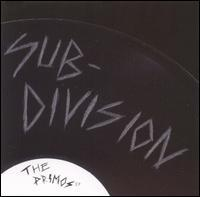 Sub-Division - The Primos EP (Cover Artwork)