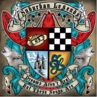 Suburban Legends - Dreams Aren't Real, But These Songs Are, Vol. 1 [EP] (Cover Artwork)