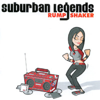 Suburban Legends - Rump Shaker (Cover Artwork)