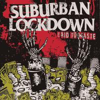 Suburban Lockdown - Laid to Waste (Cover Artwork)