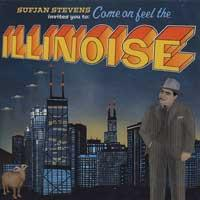 Sufjan Stevens - Illinois (Cover Artwork)