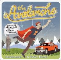 Sufjan Stevens - The Avalanche: Outtakes & Extras from the Illinois Album (Cover Artwork)