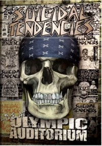Suicidal Tendencies - Live at the Olympic Auditorium DVD (Cover Artwork)