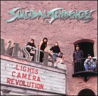 Suicidal Tendencies - Lights...Camera...Revolution! (Cover Artwork)