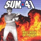 Sum 41 - Half Hour Of Power (Cover Artwork)