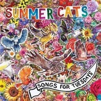 Summer Cats - Songs for Tuesdays (Cover Artwork)