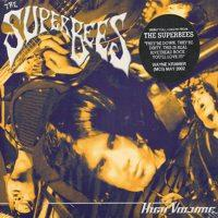 Superbees - High Volume (Cover Artwork)