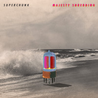Superchunk - Majesty Shredding (Cover Artwork)