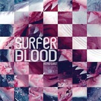 Surfer Blood - Astro Coast (Cover Artwork)