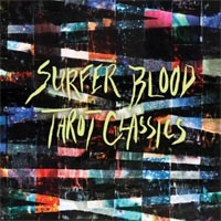 Surfer Blood - Tarot Classics (Cover Artwork)