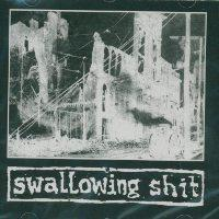 Swallowing Shit - Anthology (Cover Artwork)