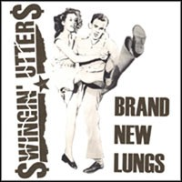 Swingin' Utters - Brand New Lungs [7-inch] (Cover Artwork)