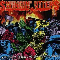 Swingin' Utters - A Juvenile Product of the Working Class (Cover Artwork)