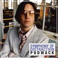 Symphony of Distraction - Pudwack (Cover Artwork)