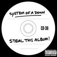 System Of A Down - Steal This Album! (Cover Artwork)