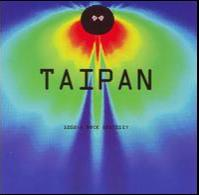 Taipan - 1002: A Rock Odyssey (Cover Artwork)
