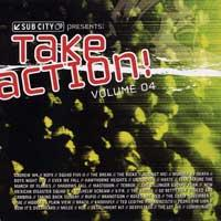 Various - Take Action! Volume 4 (Cover Artwork)