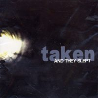 Taken - And They Slept (Cover Artwork)