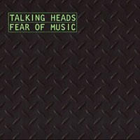 Talking Heads - Fear of Music (Cover Artwork)