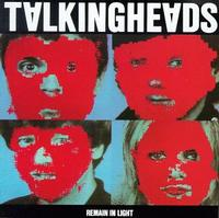 Talking Heads - Remain In Light (Cover Artwork)