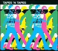 Tapes 'n Tapes - Walk It Off (Cover Artwork)