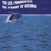 Ted Leo and the Pharmacists - The Tyranny Of Distance (Cover Artwork)
