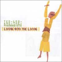 Ted Leo and the Pharmacists - Living with the Living (Cover Artwork)