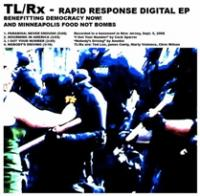 Ted Leo and the Pharmacists - Rapid Response (Cover Artwork)