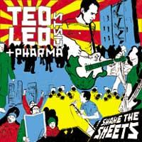 Ted Leo and the Pharmacists - Shake The Sheets (Cover Artwork)