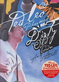 Ted Leo and the Pharmacists - Dirty Old Town DVD (Cover Artwork)
